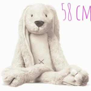 Gepersonaliseerde Rabbit ivory BIG
